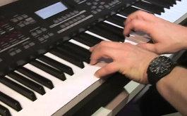 Banner khóa học đàn Organ