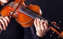 Banner khóa học đàn Violin