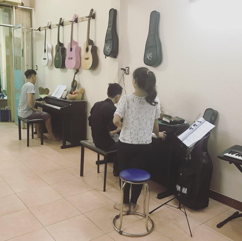 Phòng học Piano của FASOL