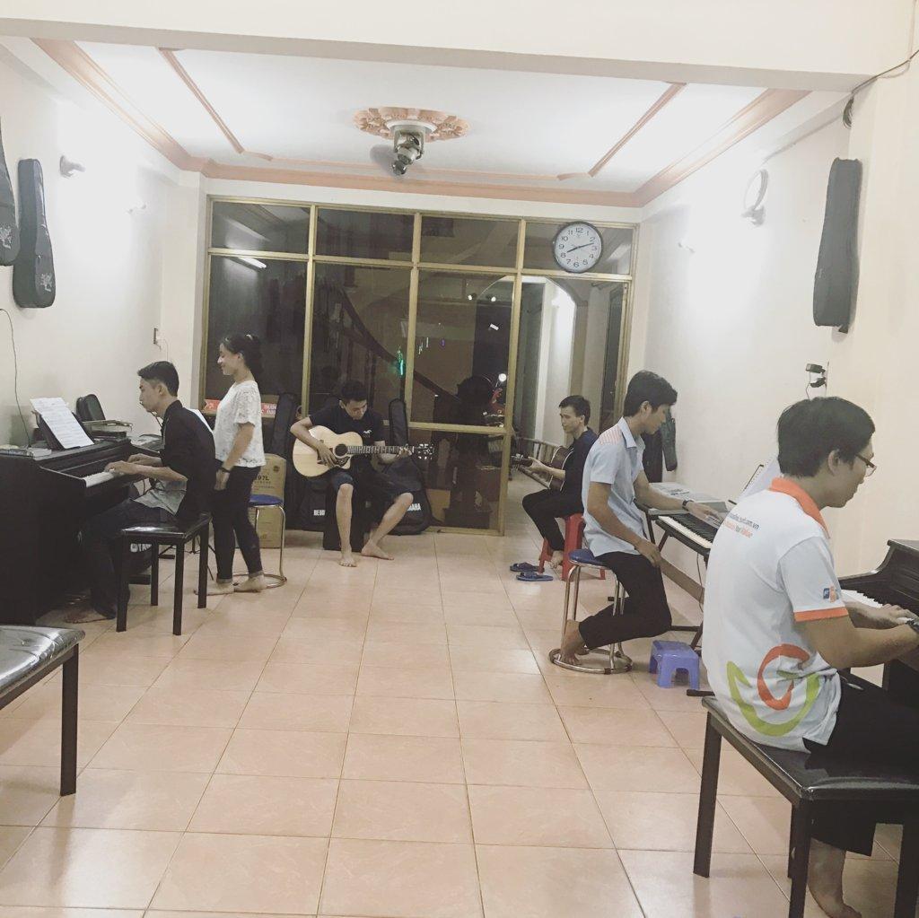 Phòng học chính của FASOL